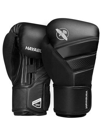 Hayabusa Hayabusa BokshandschoenenT3 Zwart Zwart Boxing Gloves