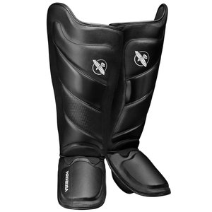 Hayabusa Hayabusa KickboxingShinguardsT3 Black Black