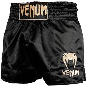 Venum Venum Classic Muay Thai Kickboks Hose Schwarz Gold