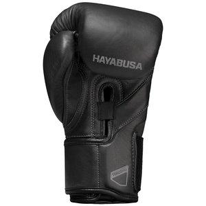 Hayabusa Hayabusa Kanpeki T3 Boxing Gloves Black Premium Leather