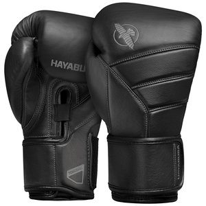 Hayabusa Hayabusa Kanpeki T3 Boxing Gloves Black Premium Leather