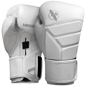 Hayabusa Hayabusa Kanpeki T3 Boxing Gloves White Premium Leather