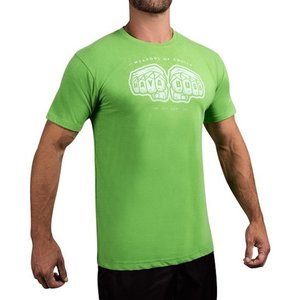 Hayabusa Hayabusa Wapens of Choice T-shirt Groen Vechtsport Shop
