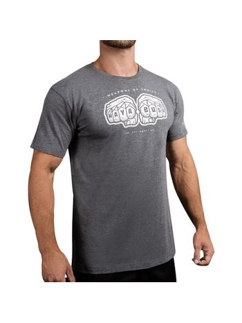 Hayabusa Hayabusa Weapons of Choice T-shirt Grau Fightstore Deutschland
