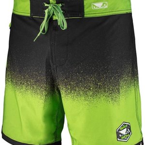 Bad Boy Bad Boy HI-TIDE Hybrid Swim- Shorts Training Black Green