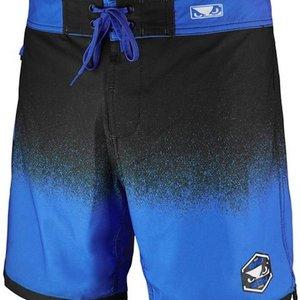 Bad Boy Bad Boy HI-TIDE Hybrid Zwem- Training Shorts Zwart Blauw
