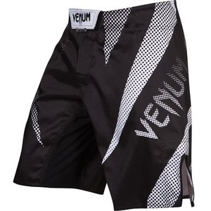 Venum Venum Jaws MMA Fight Shorts Zwart Wit Venum Kleding