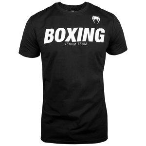 Venum Venum Boxing VT T-Shirts Schwarz Weiß
