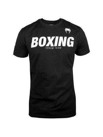 Venum Venum BOXING VT T-shirts Zwart Wit Boks Kleding
