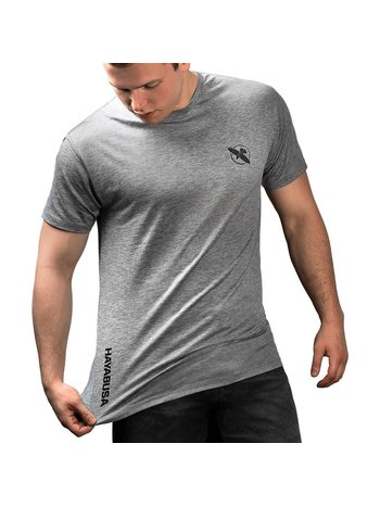 Hayabusa Hayabusa Performance Dry Fit T Shirt Grijs