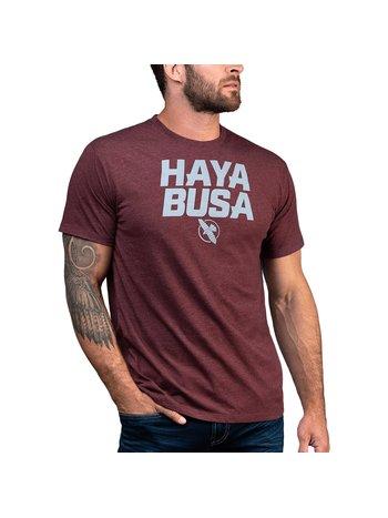 Hayabusa Hayabusa Casual logo T-shirt Rood