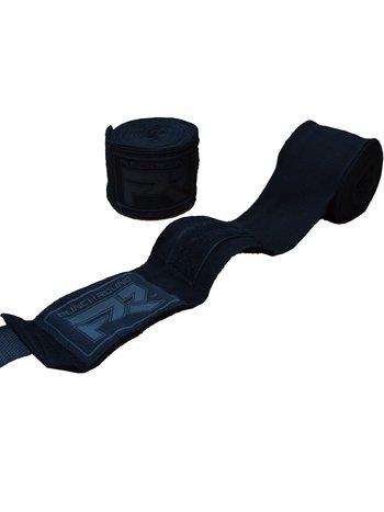 PunchR™  Punch Round Perfect Stretch Boxbandagen Schwarz Grau