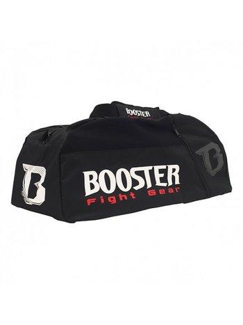 Booster Booster Recon Sporttas Rugtas Zwart Booster Fightgear