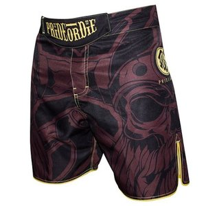 Pride or Die PRIDE or DIE MMA Fight Shorts Brotherhood
