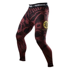 Pride or Die Pride or Die Legging Brotherhood Tights Spats