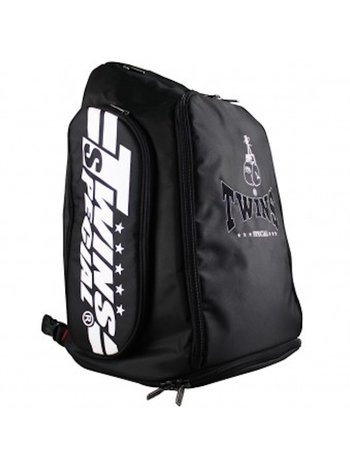 Twins Special Twins Sports Bag Backpack Gym Bag CBBT 2 Black