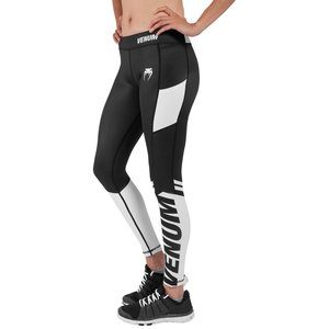 Venum Venum Power 2.0 Leggings Damen Schwarz Weiß