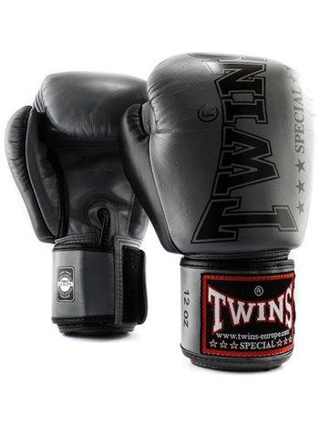 Twins Special Twins Special Fightgear Boxhandschuhe BGVL 8 Grau