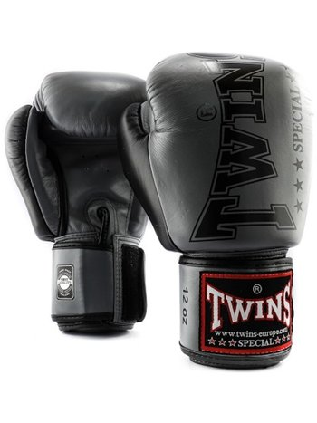 Twins Special Twins Special Fightgear Boxing Gloves BGVL 8 Grey