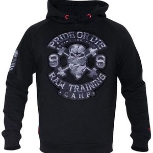 Pride or Die Hoodie PRiDEorDiE RAW TRAINING CAMP Urban