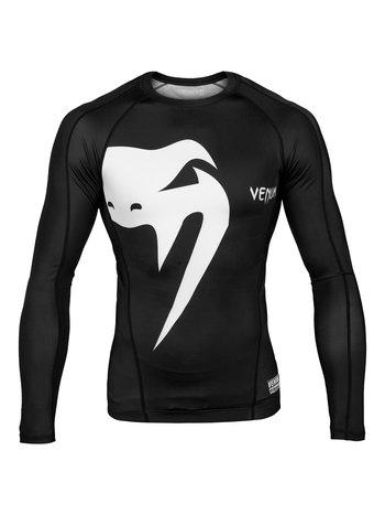 Venum Venum Giant Rashguard Schwarz L / S von Venum MMA Fightwear