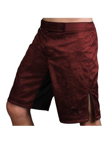 Hayabusa Hayabusa Fight Shorts Hexagon MMA Training Short Rot