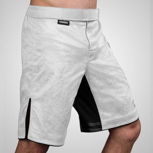 Hayabusa Hayabusa Fight Shorts Hexagon MMA Training Short Weiss