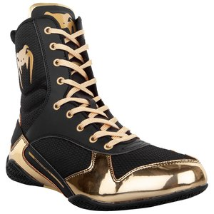 Venum Venum Boxschuhe Elite Black Gold