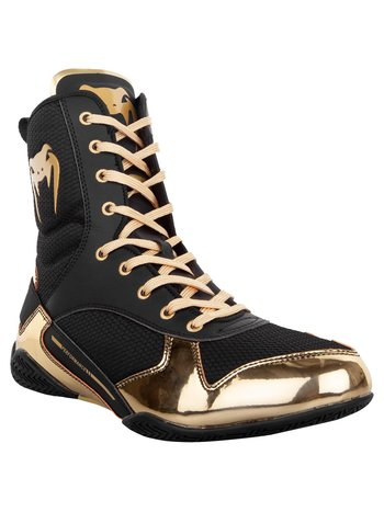 Venum Venum Boxing Shoes Elite  Black Gold