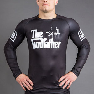 Scramble Scramble x The Godfather Officially licensed Rash Guard