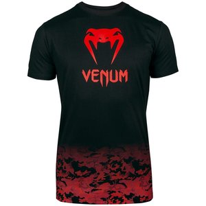 Venum Venum Classic T-shirt Red Urban Camo