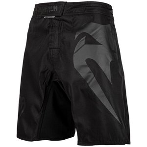 Venum Venum MMA ClothingFight ShortsLight 3.0 Black Black