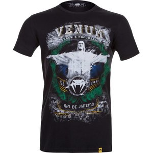 Venum Venum T-shirt Redeemer Black Fight Shop Nederland