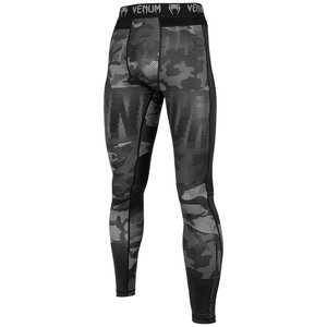 Venum Venum Tactical Compression Pants Legging Camo Schwarz