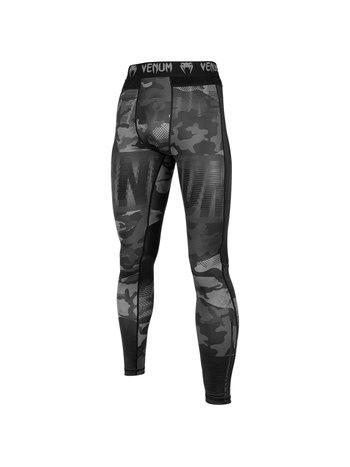 Venum Venum Tactical Compression Pants Legging Camo Schwarz