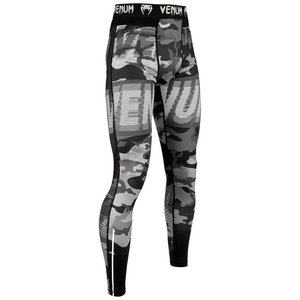 Venum Venum Tactical Compression Pants Legging Urban Camo Schwarz