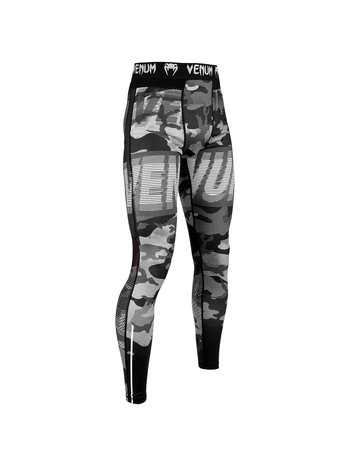 Venum Venum Tactical Compression Pants Legging Urban Camo Black