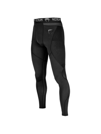 Venum Venum Legging G-Fit Compression Pants Black