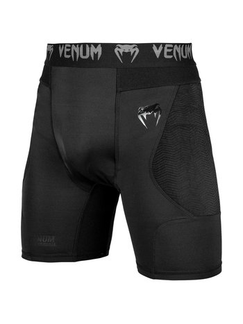Venum Venum G-Fit Compressie Short Zwart