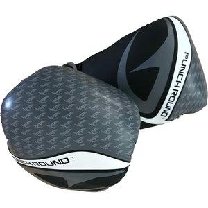 Punch Round™  Punch Round No-Fear Boxhandschuhe Schwarz Grau
