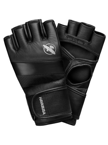 Hayabusa Hayabusa T3 4OZ MMA Handschuhe Schwarz