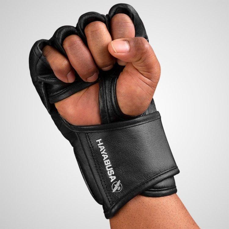 Hayabusa Hayabusa T3 4OZ MMA Handschoenen Zwart