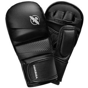 Hayabusa Hayabusa T3 MMA Hybrid Sparring Handschuhe 7oz Schwarz