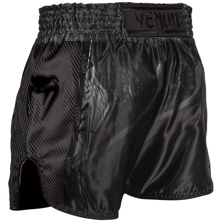 Venum Venum Devil Muay Thai Shorts Zwart