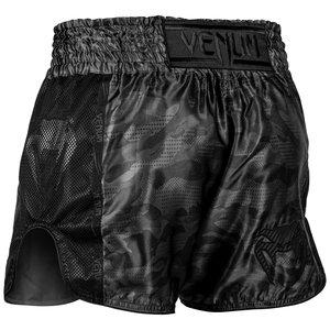 Venum Venum Muay Thai Full Cam Shorts Zwart