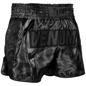 Venum Venum Muay Thai Full Cam Shorts Schwarz