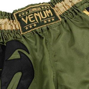 Venum Venum Muay Thai Shorts Giant Green Black Gold