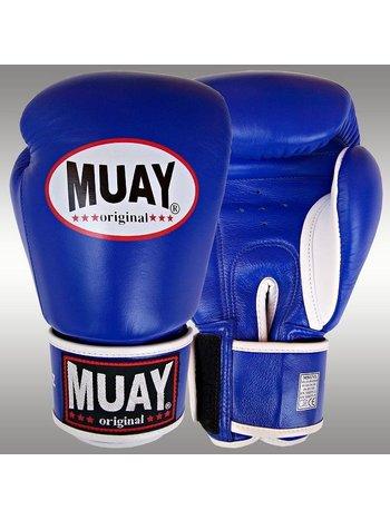 MUAY® MUAY BoxhandschuheOriginal Leder Blau