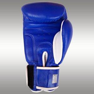 MUAY® MUAY BokshandschoenenOriginal Leder Blauw