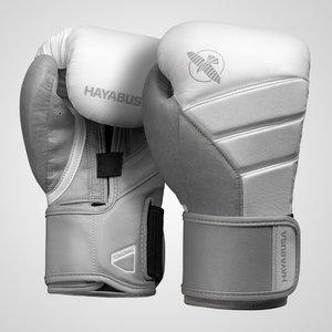 Hayabusa Hayabusa T3 Bokshandschoenen Wit Grijs Boxing Gloves